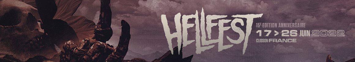 Hellfest Banner